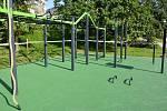 Nové workoutové na Štulovně