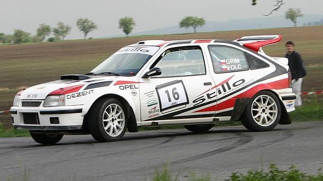 Rallye Hořovice 2009