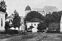 Klášter Zvěstování Panny Marie v Zaječově je poutním místem.