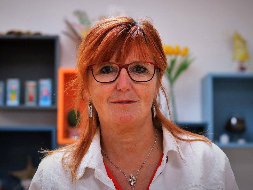 Alena Pecková, ředitelka nezisková organizace Klubíčko.