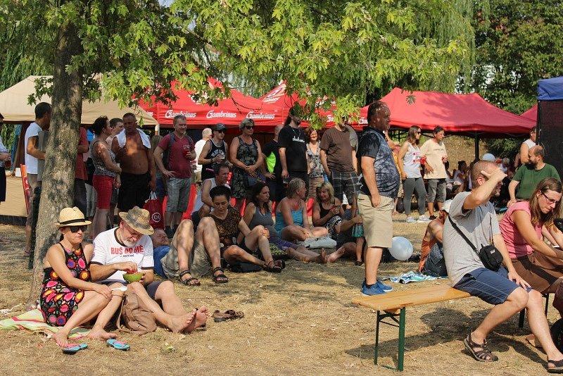 Závodí fest se koná již od roku 2013.