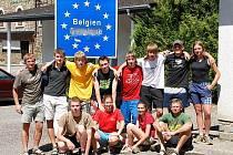 V roce 2009 se hořovičtí gymnazisté zúčastnili štafetového běhu s poselstvím z Poděbrad do Bruselu.