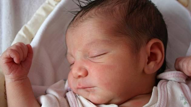 Dcera Jassica se narodila 23. ledna Marcele Bílé a Lukášovi Malému z Hýskova. Jejich holčička vážila 2880 gramů. Doma se na ni těšil bratr Dušánek