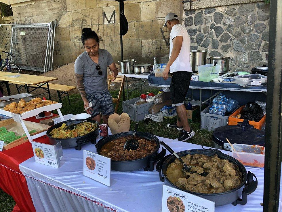 8. ročník Food Festivalu Všechny chutě světa.