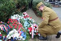 V Berouně si v sobotu připomněli 99. výročí vzniku samostatného československého státu.