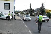 Bezpečnostní akce policie
