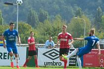 Po brzkém vedení druhý gól Kárlův Dvůr nepřidal.