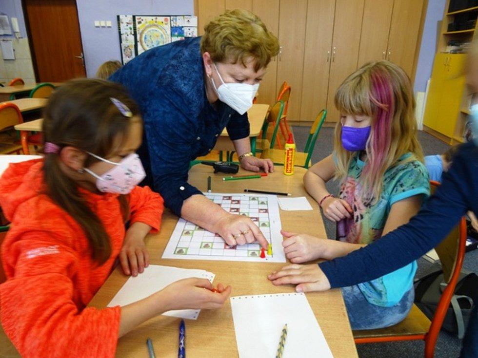 Mezinárodní den ptactva ve školní družině v Berouně - Závodí.