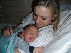 V PÁTEK 23. března 2018 se stali poprvé rodiči Jolana Nováková a Jiří Mazourek z Prahy 9. V tento den se jim narodil syn a dostal jméno Jiří. Jiříčkovy porodní míry byly 46 cm a 2,64 kg.