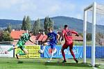 Cábelíci se proti pražskému týmu neprosadili.