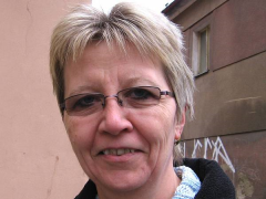 Ředitelka Městské knihovny Beroun Hana Ludvíková