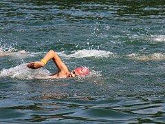 Plavcům Lokomotivy se ve velkých vodách daří.
