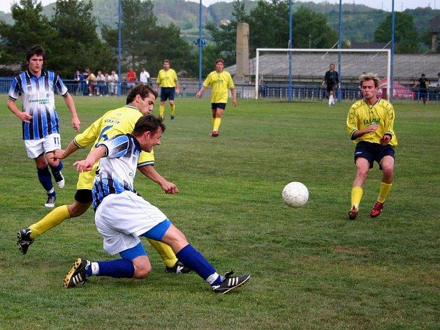 V utkání mezi KDC Beroun a Sedlčany se příliš šancí nezrodilo. Hra se odherávala především mezi šestnáctkami a tak nakonec nikoho nepřekvapilo, že zápas skončil bezbrankovou remízou.