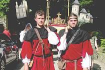 Korunovační klenoty jsou opět na Karlštejně