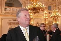 Jiří Besser ve Španělském sále