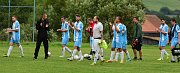 Broumští fotbalisté byli po duelu se Zdicemi moc spokojení.