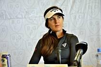 Tisková konference k turnaji v golfu Czech Ladies Open 2021.
