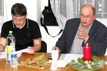 Jednání Mikroregionu Hořovicko se konalo v obci Felbabka