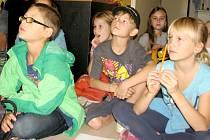 Redakci Berounského deníku navštívili školáci