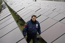 Fotovoltaická elektrárně může být i na Hořovicku.