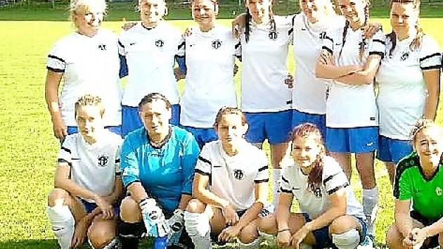 Fotbalový tým žen SK Nižbor