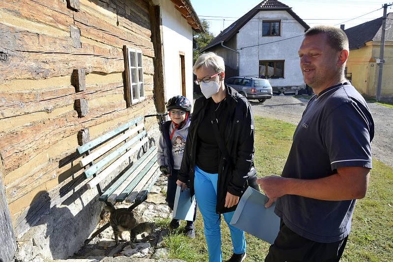 Volby Vinařice.