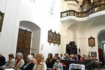 Příznivci vážné hudby se sešli v osovském kostele.