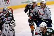 Berounští hokejisté otočili zápas s Mostem v závěrečných dvanácti minutách