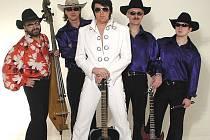 Na městském bálu vystoupí Elvis Presley Revival Band