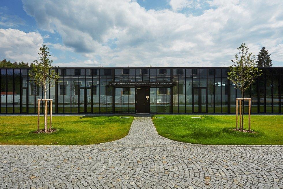 Stavba roku 2020 - nominace - Kamenice, technologické centrum SAF