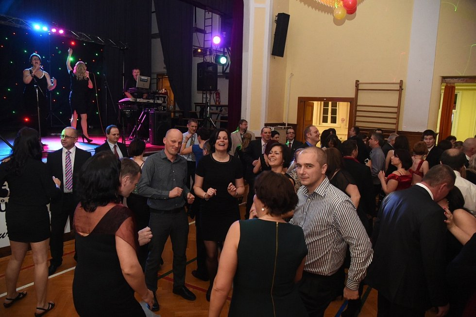 Městský ples Králova Dvora