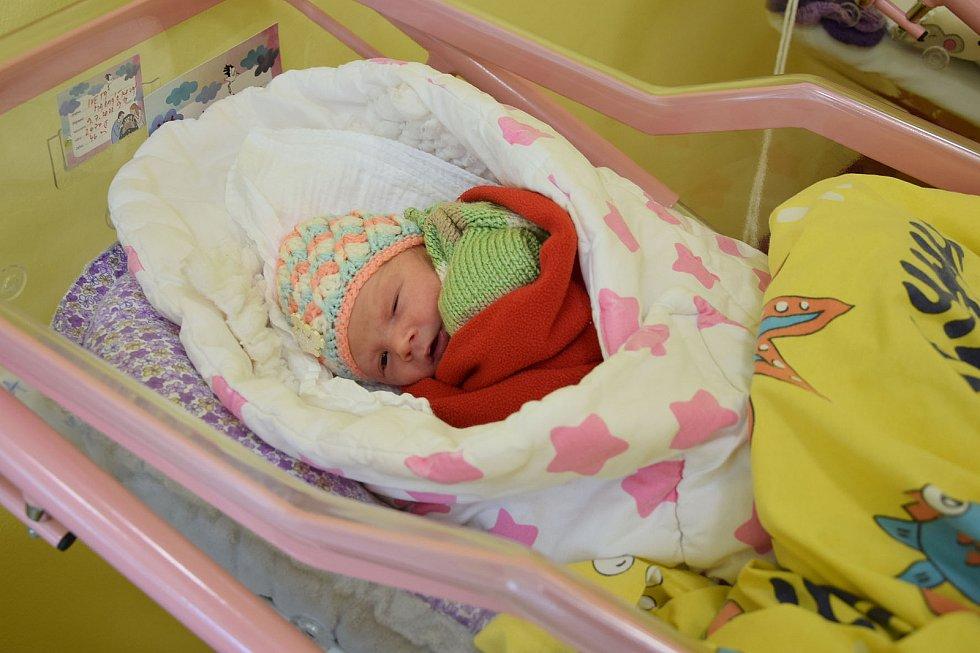 Iveta Macháčková se Monice Klapačové a Petru Macháčkovi narodila v benešovské nemocnici 9. července 2021 v 9.11 hodin, vážila 2070 gramů, měřila 48 centimetrů. Rodina bydlí ve Voticích.