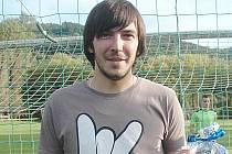 Michal Miška hrál na podzim stabilně.