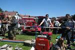 Do Trubína se sjelo 27 hasičských družstev