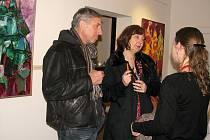 Hořovická Galerie Starý zámek nabízí výstavu Miloslava Troupa