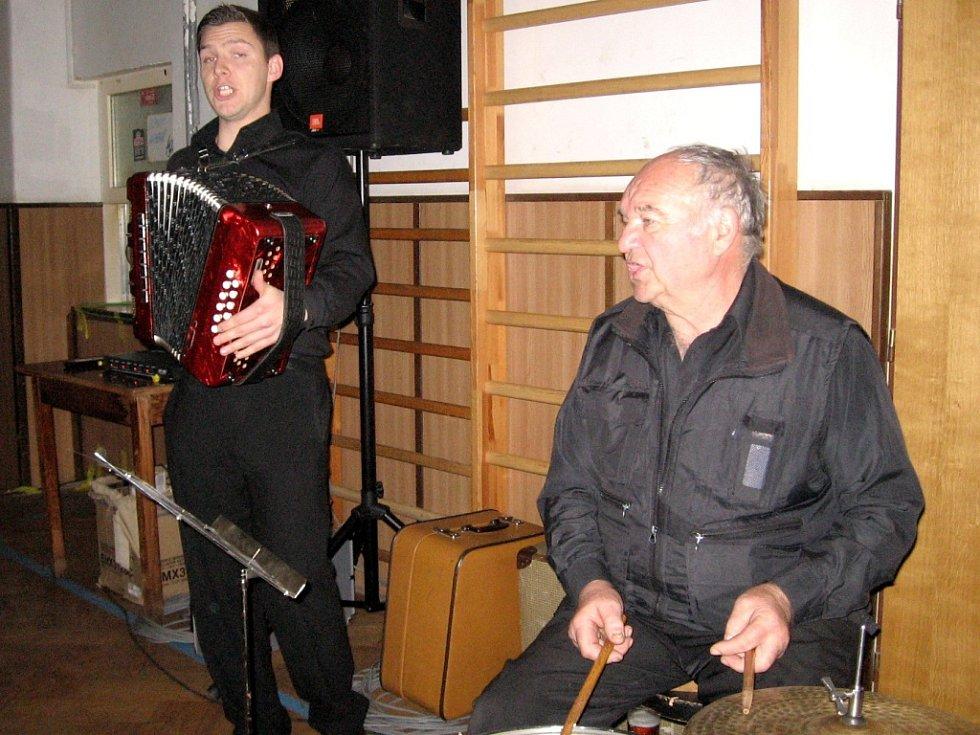 Zaječovské navštívili filmový štáb