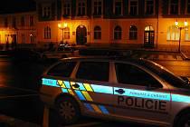Hořovická radnice byla v úterý v noci pod dohledem policie