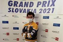 Tomáš Ludvík na Slovensku získal dvě stříbrné medaile.