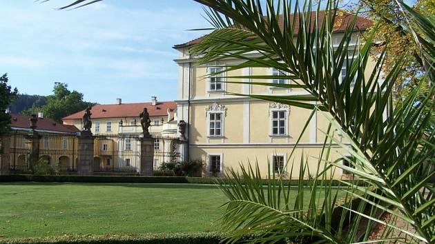 Zámek Hořovice