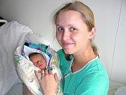 Druhého syna s váhou 2,72 kg a mírou 47 cm přivedla na svět 27. března 2014 maminka Petra Kasalová. Chlapeček dostal jméno po svém dědečkovi Vítovi. Tatínek Petr a bráška Péťa (1 r. 9 m.) si Vítka a maminku odvezli z porodnice domů do Sýkořic.