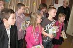 Recitační soutěž v Lochovicích - hlasovali i diváci
