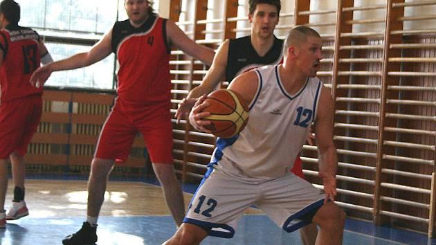 Berounští basketbalisté porazili České Budějovice 88:86