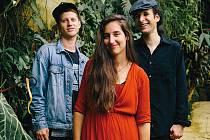 Hudební trio Nina Rosa.