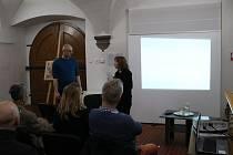V Muzeu Českého krasu se uskutečnila první přednáška z cyklu Setkávání v muzeu. Byla zaměřená na kroniky.