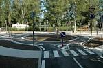 Nové dopravní hřiště v Berouně na Závodí.