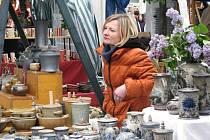 Jarní a hrnčířské trhy v Berouně