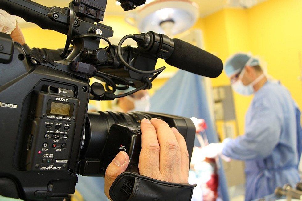 Hořovická nemocnice připravuje videa z operací