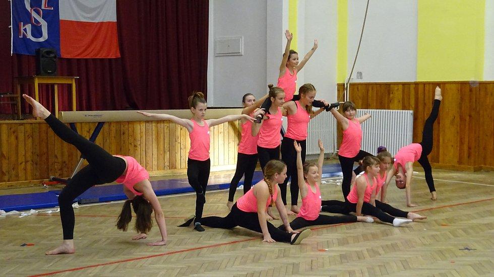 Z činnosti Tělocvičné jednoty Sokol Komárov.