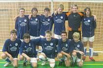 Fotbal starší žáci: FK Hořovicko třetí na semifinále repubilky v hale