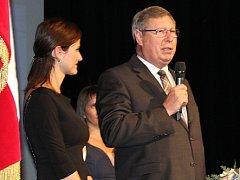 Ceny města Berouna 2016 - čestný občan Burkhard Siebert